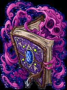 Wizard Book (Shade) transparent