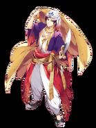 Jin (Prince of Deserts) transparent