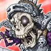 Skeleton Warrior (Flaming) Icon