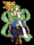 Claris (Goddess of the Crescent Moon) transparent