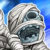 Blue Mummy Icon