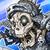 Skeleton Warrior (Blackwater) Icon
