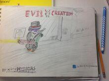 Evil's Minigun