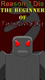 R2D The Beginner Of Terminator Comics