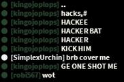 Hacker bat