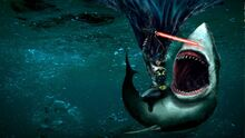Batman-with-a-laser-sword-vs-a-shark-700x393