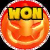 Won Halloween Event 2016 Badge