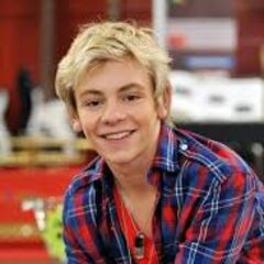 Ross Lynch as Austin Moon in Austin & Ally