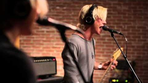 R5 - Stay With Me (Studio Session) (VEVO LIFT) Brought To You By McDonald's-0