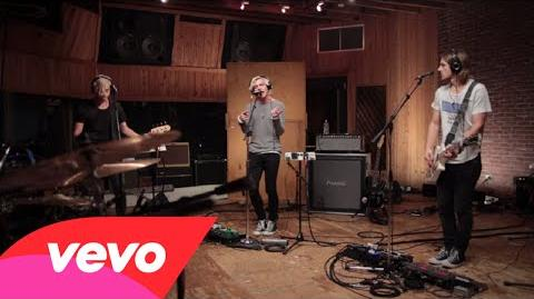 R5 - Easy Love (Studio Session) (VEVO LIFT) Brought To You By McDonald's