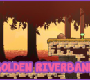 Golden Riverbank
