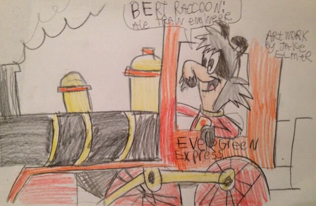 File:Bert and the evergreen express train by wolfie jake-d884ykc.jpg