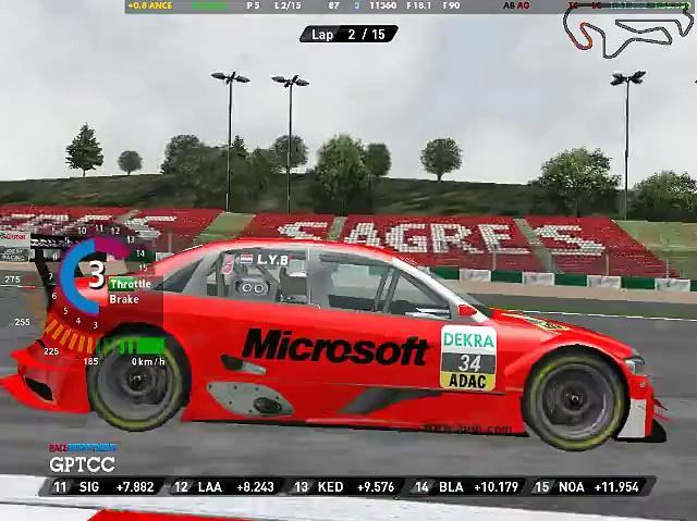 S2 Algarve - Race 2