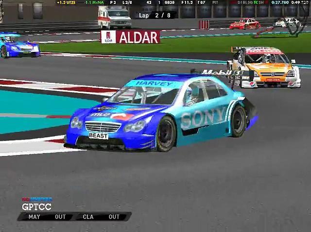 Yas Marina - Race 1
