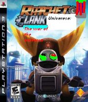 250px-Ratchet & Clank Universe Twotu Cover