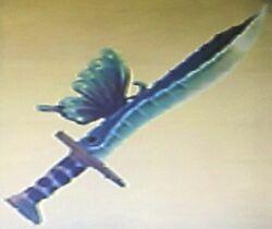 ButterflyKnife-Pinky