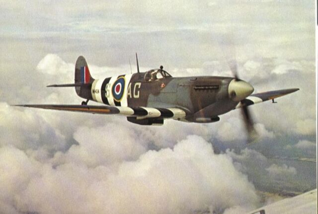 File:Supermarine Spitfire MkIX.jpg