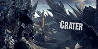 Feltrite Crater