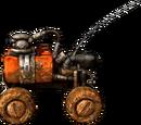 RC Bomb Car