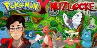 Pokemon Y Nuzlocke