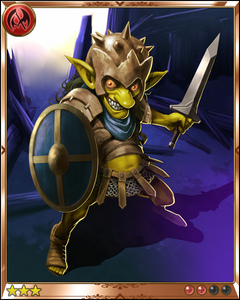 Goblin Fighter+