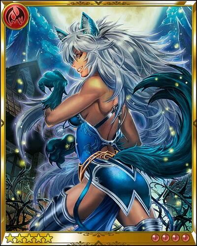 Lunar Werewolf+++