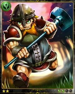 Dwarf Fighter+