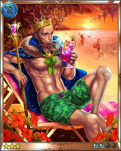 False King+