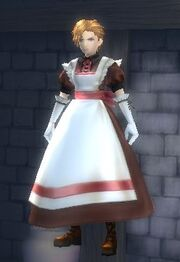 Kafra uniform