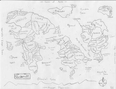 Raidenoff map