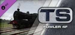 Fowler 4F Loco Add-On Steam header