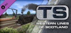 Western Lines of Scotland Route Add-On Steam header