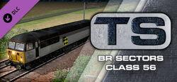 BR Sectors Class 56 Loco Add-On Steam header