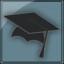 Achievement image Mortarboard