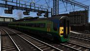 Class 158 Central Trains profile