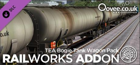 File:TEA Bogie Tank Wagon Pack RailWorks Add-on Steam header.jpg
