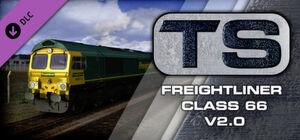 Freightliner Class 66 v2.0 Loco Add-On Steam header