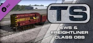 EWS & Freightliner Class 08s Loco Add-On Steam header