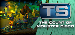 The Count of Monster Disco Steam header