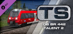 DB BR 442 'Talent 2' EMU Add-On Steam header