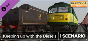 Keeping Up with the Diesel Steam header