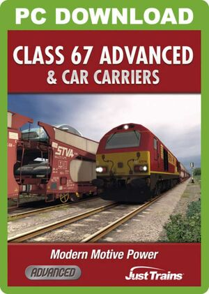 Class 67 Advanced & Car Carriers JT header