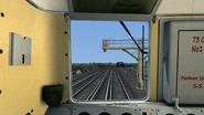 IHH GX Class 73 cab view