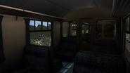 Class 105 passenger view