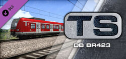 DB BR423 EMU Add-On Steam header