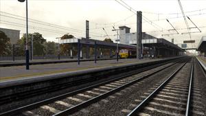 Midland Main Line London to Bedford Luton