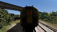 Class 421 rear view