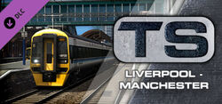 Liverpool-Manchester Route Add-On Steam header