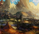Rais-Wiki-Land Location Page: Sulfur Plains