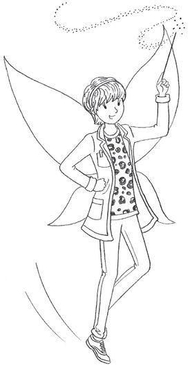 Heidi illustration
